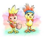 Sexy Chicks