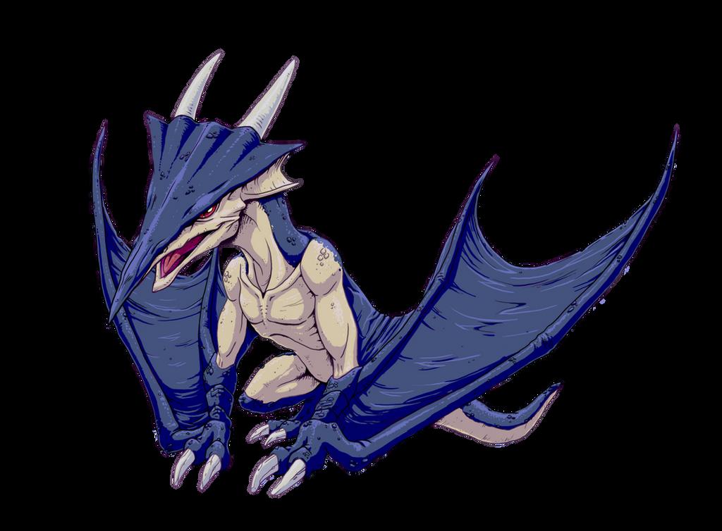 Spear Dragon By FoolishLittleMortal On DeviantArt