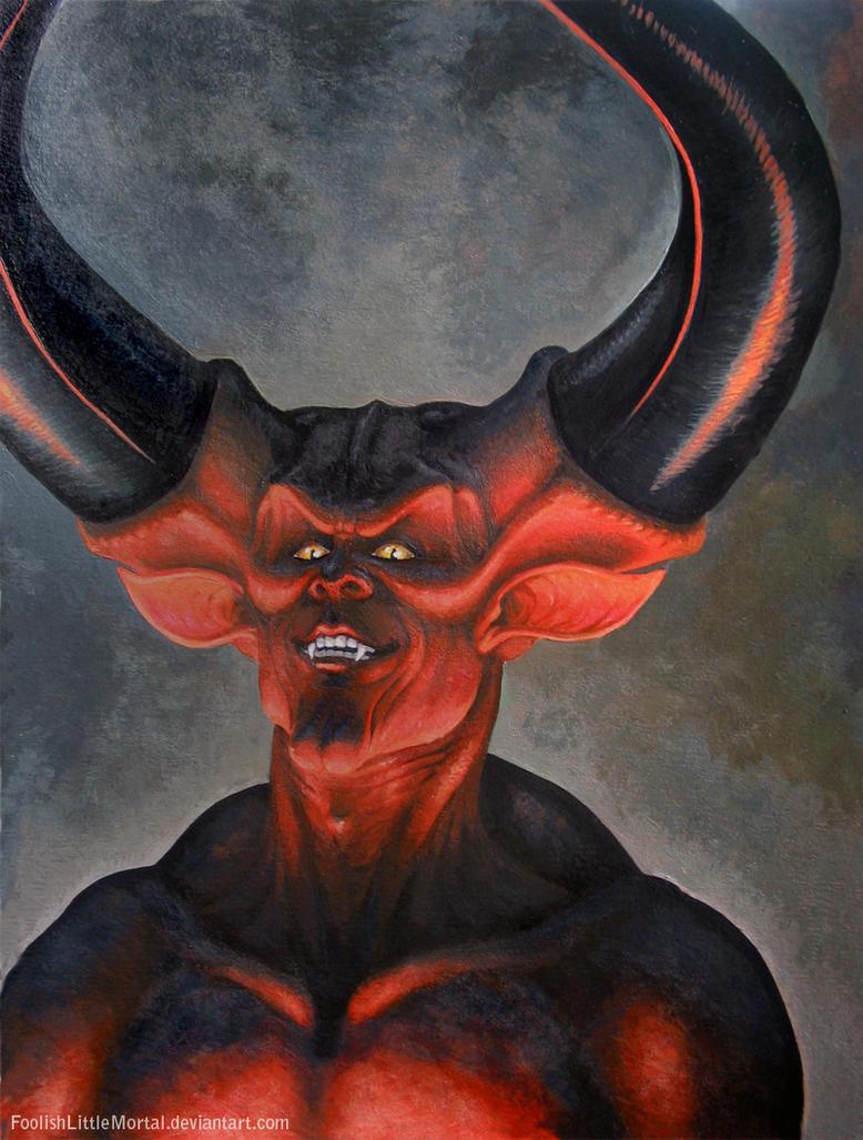 Lord of Darkness by FoolishLittleMortal