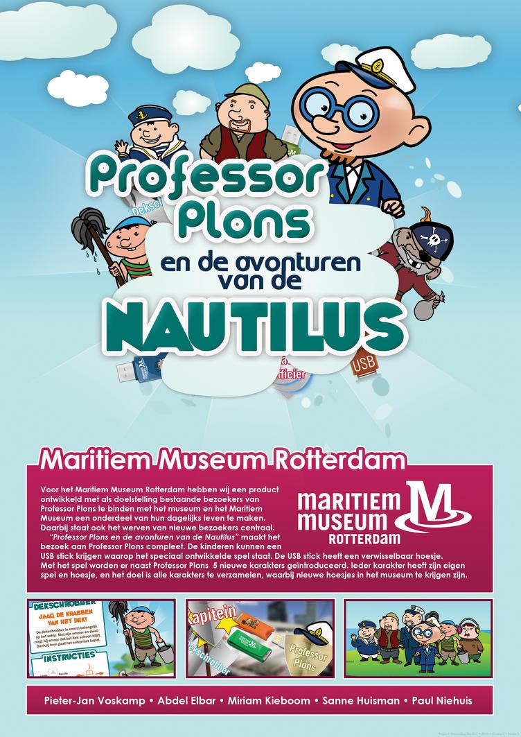 Character Design Opleiding : Maritiem museum rotterdam by pyttt on deviantart