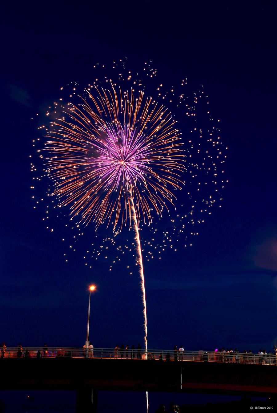 Ashikaga Fireworks by jktorres