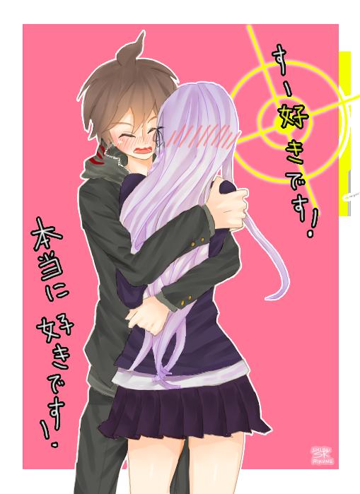 I like you ! by shiroineko4