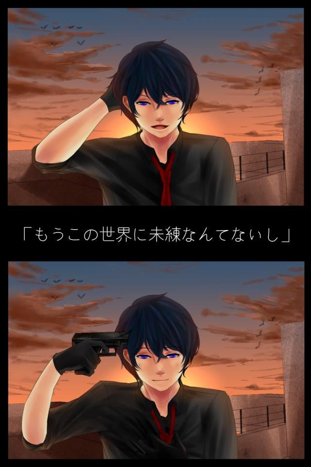 No Regrets by shiroineko4