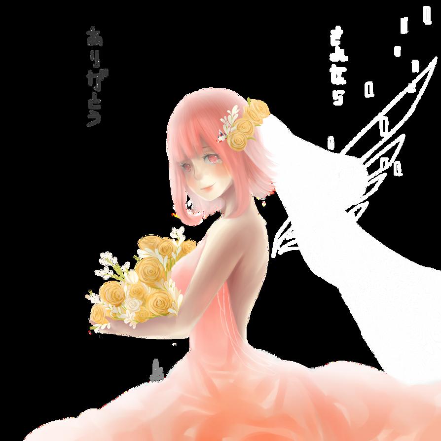 H.B Nanami Chiaki by shiroineko4