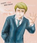 Happy B-day Martin!