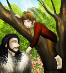 Thilbo-climb tree