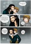 Thilbo moment: Bilbo's birthday part 2