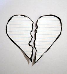 Paper Heart by GrowingUpNextMonday