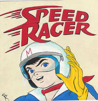 Speed Racer by Spikiepenguin7