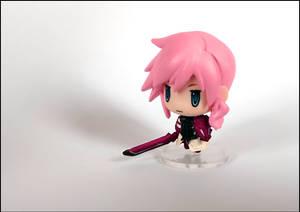 Lightning Chibi Figure