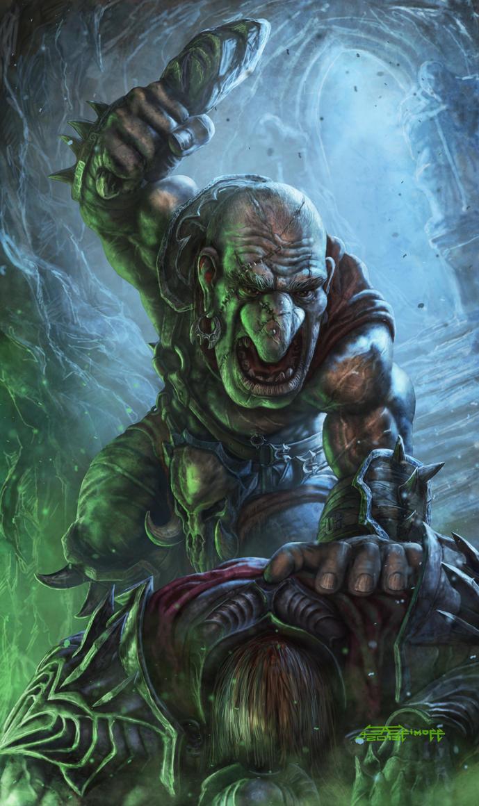 Dwarf. by EdiktArt