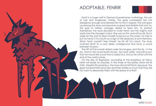 Fenrir [closed auction]