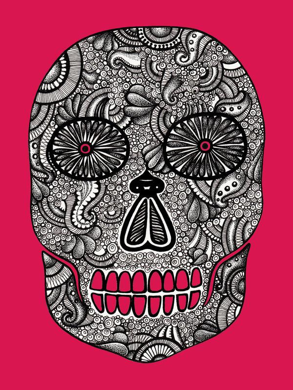 Dia de los Muertos by LorrieWhittington