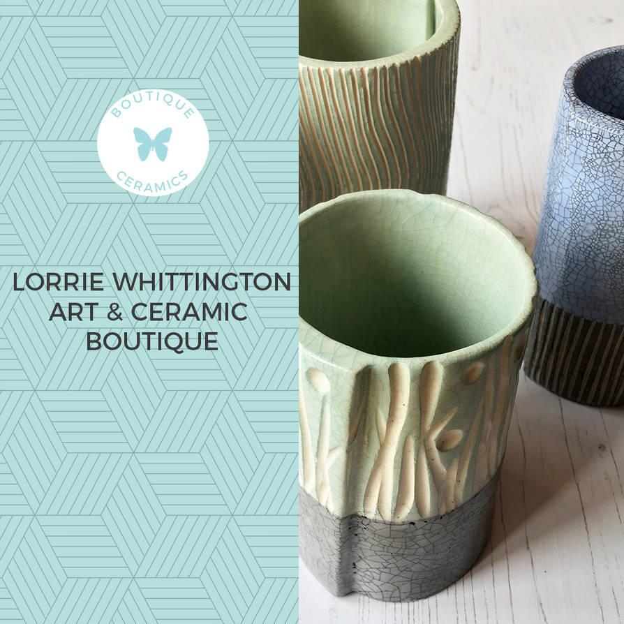 Lorrie Whittington Art  Ceramics Boutique
