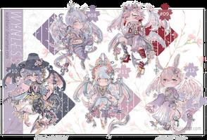 [CLOSED] Adoptables Wynless X Sakura by xiaoblanc
