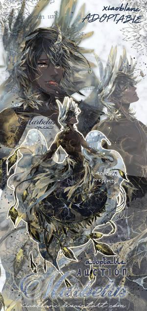 [CLOSED] Marbelus Adoptable #01