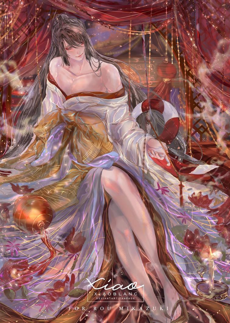 COMM | For Rou Mikazuki by xiaoblanc