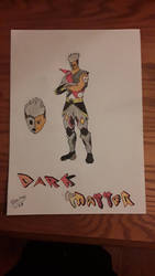 DARK MATTER by Novabow347