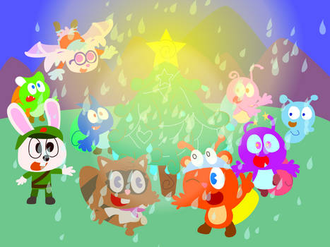 2,019 Christmas ever friends