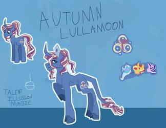 Next gen reference: Autumn Lullamoon