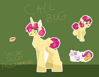 Mlp ng: call bug ref