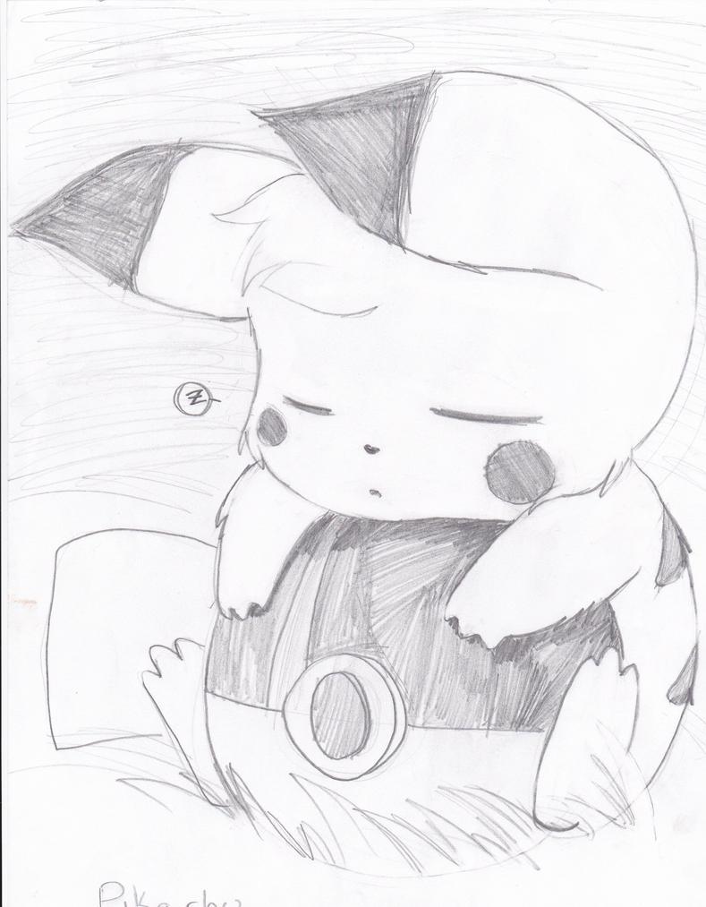 Cute Easy Drawings Of Pikachu | Volvoab