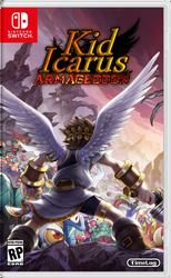 Kid Icarus Nintendo Switch Box Art
