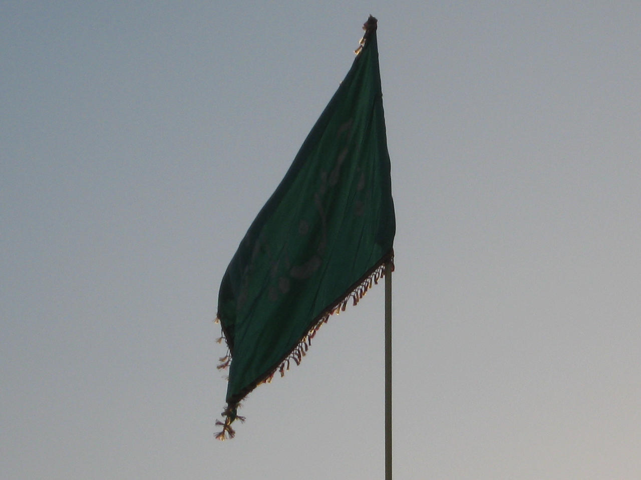 Muharam flag by 70hassan07