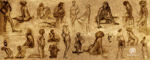 Spring 08 Figure Drawing