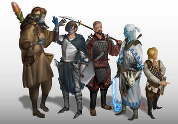 DnD party