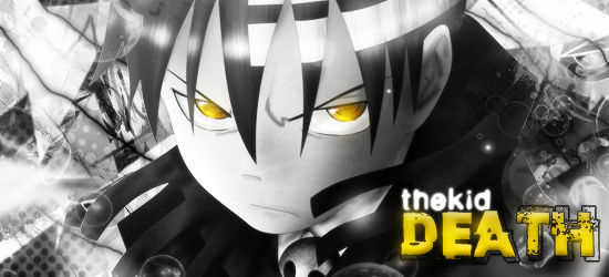 Death The Kid Signa
