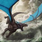 Stormglider Dragon