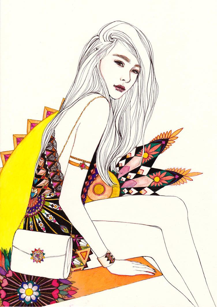 Sunny by PinkTongueTiger