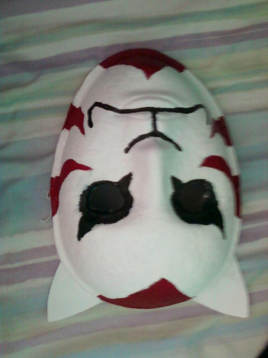 Kakashi Anbu Mask by Rizzy-The-Awesome on DeviantArt