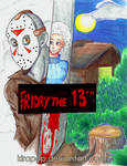 Friday the 13th Disney-style