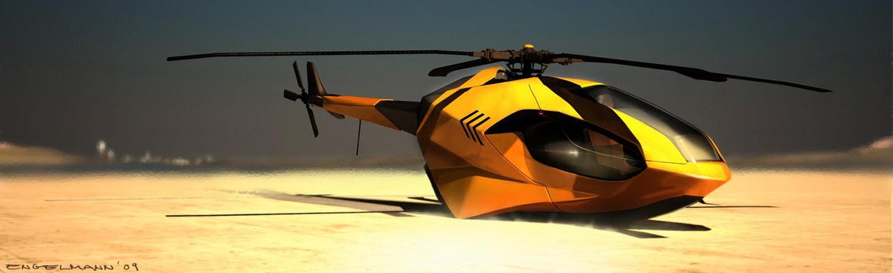 helicopter by schaltkreis