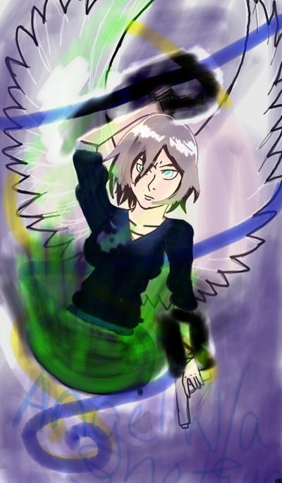 Angel With A Shotgun  by NotTheAverageFanGirl
