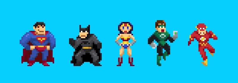 Justice League by xszwhr