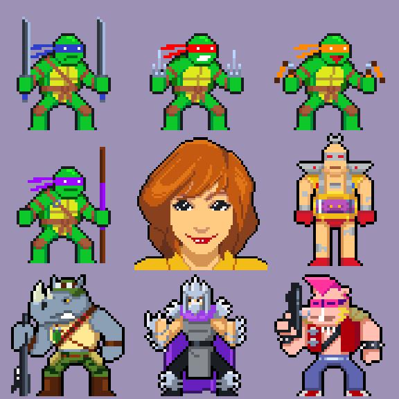 Turtles by xszwhr