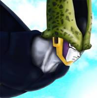Cell by NovaSayajinGoku