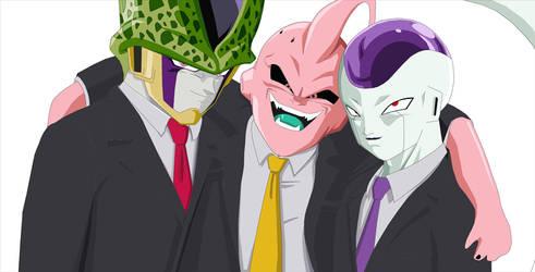 Bad Gentlemen by NovaSayajinGoku
