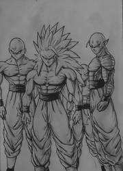 Super Team by NovaSayajinGoku