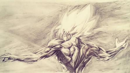 Goku Muscle Cooler