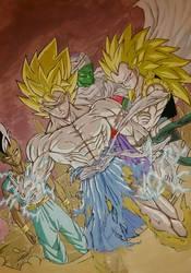 Dbgt Goku by NovaSayajinGoku