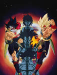 Bardock and his Family