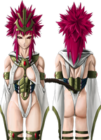Super Sayian Godess