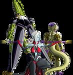 Towa and the Master Villians