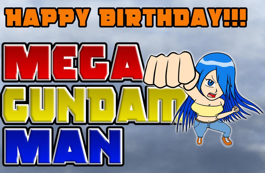 Happy Birthday Gundam Wwwimagessurecom