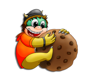 Koopa Cookie Love