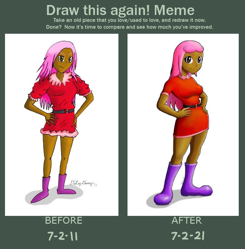 Deandra - Draw This Again